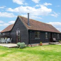 Detached Holiday Home in Frittenden with Garden