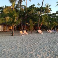 Spend all day on the beach and enjoy the amenities offerd