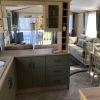 New 2019 riverside static caravan