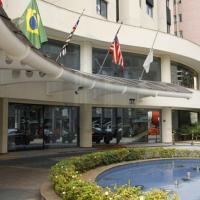Apartamento no Hotel Slaviero Moema