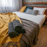 5 Rooms Apartment on Park Kultury