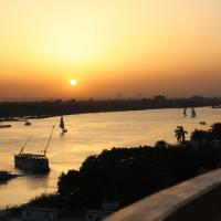 Maadi, Direct Nile river View From all Rooms