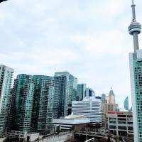 Blue Jays Toronto Downtown CN Tower 2 Bedroom Condo