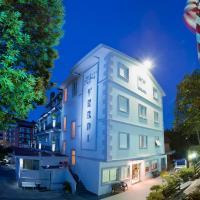 Hotel Verdi, hotel in Fiuggi