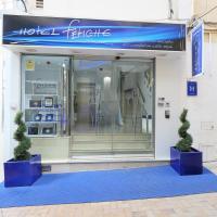 Hotel Fetiche Alojamiento con Encanto, hotel in Benidorm
