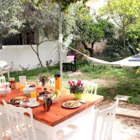 Spacious townhouse close to Chania center