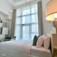 Espace Holiday Homes Studio with Balcony - 29 Boulevard, Downtown