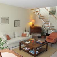 Appartement duplex, lumineux et calme
