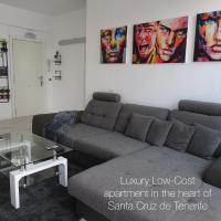 Luxury Low-Cost Apartment in the heart of Santa Cruz de Tenerife