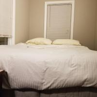 One Bedroom for 1-2 persons, free laundry and free parking