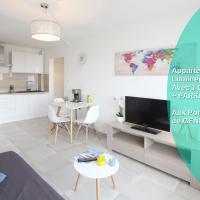 Appartement LUMINEUX MODERNE aux portes de GENEVE