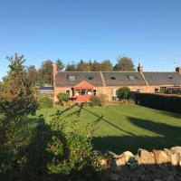 Carfrae Farm Holiday Cottage, sleeps 8