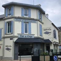 Hôtel d'Arromanches Pappagall