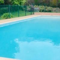 Charmant F2 résidence avec piscine