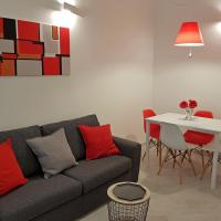 Red and Vanilla Apartment