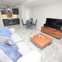 Ap4-189-L8 SouthWing · Stylish 2 bedroom apt with balcony and sea views