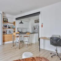 Beautiful two-room flat in the heart of Nantes