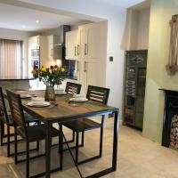 Juliet Terrace - stylish townhouse in Stratford-upon-Avon