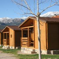 Camping Cañones de Guara y Formiga
