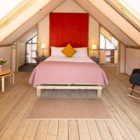 Glamping Suites and Luxury Lodges at The Grove