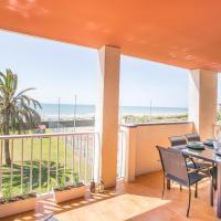 AMAZING SEA VIEWS GAVA APARTMENT, hotel in Gavà