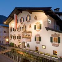Gasthof Eggerwirt, hotel in Kitzbühel
