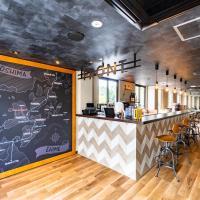 IKIDANE CYCLIST HOSTEL & CAFE SHIMANAMI