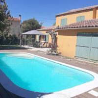 Appartement lumineux en Provence