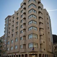 Aparthotel Arenteiro, hotel en O Carballiño
