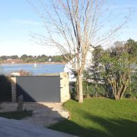 Maison avec vue sur la rivière de Saint Philibert