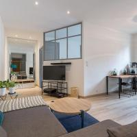 Modern apartment in the heart of the 6th district