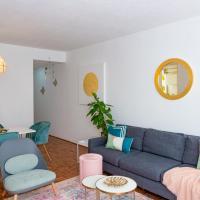 Magic & Hip, 2bd/2bath apartment - Heart of Condesa