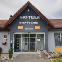 The Originals Access, Hôtel Foix (P'tit Dej-Hotel)