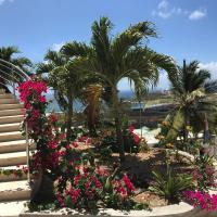 Oasis Retreat's Sunrise Suite, Pool, and Hot Tub