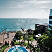 Morskoy Apart-Hotel Sochi, hotel Szocsiban