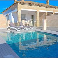 Chalet Peñuelas con piscina