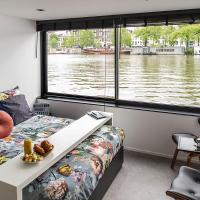 Houseboat Amsterdam - Room with a view