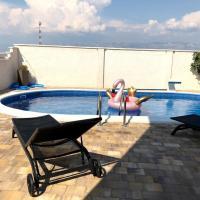 Apartman Matej with pool Povljana