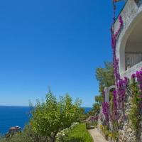 Conca dei Marini Villa Sleeps 4 Air Con WiFi