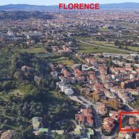 Firenze - Casa con giardino
