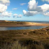 Golf Estuary View