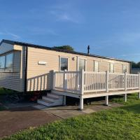 3 Bed Delux Caravan On Hafan-Y-Mor