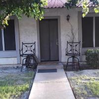 Indian palms country club. Barrymore 2 bed one bath condo, swimming pools spa golf and tennis. Near Choachella Fest, Stage Cost, polo fields, new Indigo rock hotel, casinos close by and downtown palm springs and airport. 20 mins away.