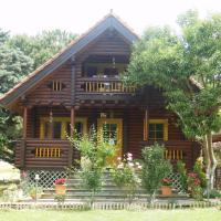 Ξύλινο σπίτι (κορμόσπιτο, μεζονέτα, EcoHouse)