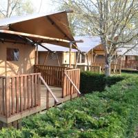 Camping Franquettes Lodge