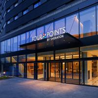 Four Points by Sheraton Warsaw Mokotow, hotel in Warsaw