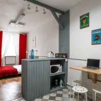 Apartment v dome Raskolnikova