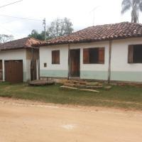 Casa Rustica Milho Verde