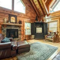 Bear Creek Lodge Covered Bridge, 5 Bedrooms, Sleeps 17, Pool Table, Arcade
