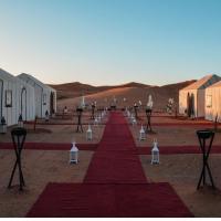 Moonlight Desert Camp